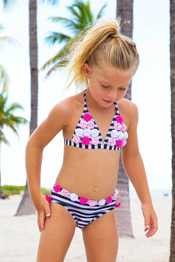 Cute Wallpapers For Girls 7 Year Old Limeapple Toddler One Piece And Two Piece Swimsuits