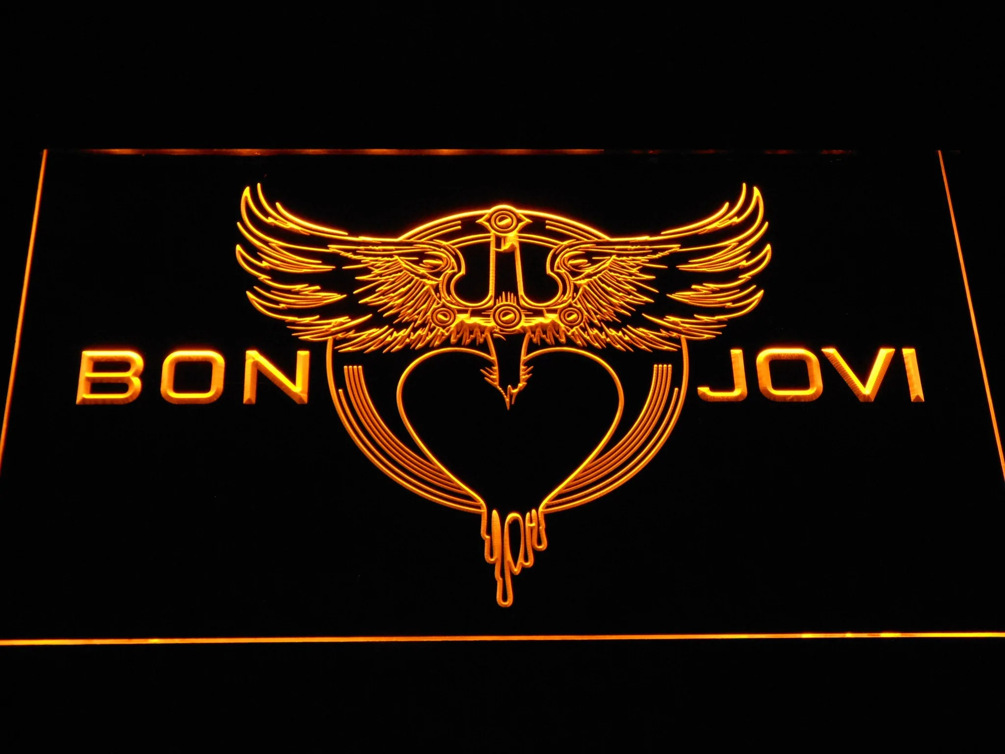 bon jovi heart and