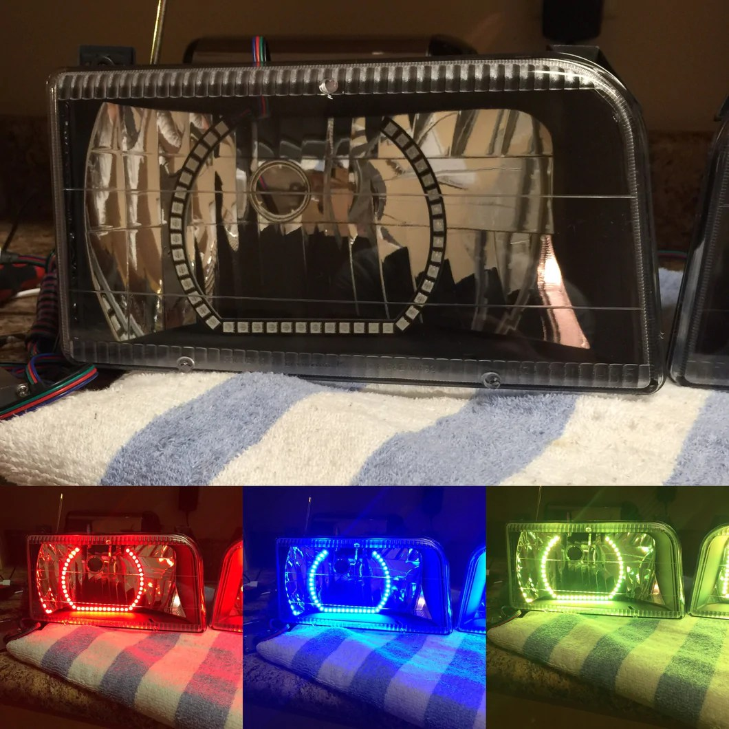 small resolution of 94 f150 headlight