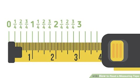 What Are Tape Measure Markings For