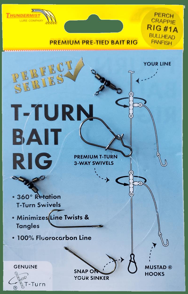 medium resolution of t turn bait rig