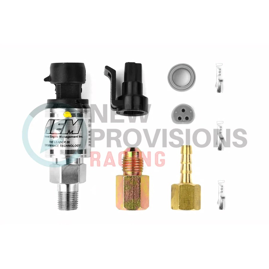 small resolution of aem 3 5 bar map or 50 psia ss sensor kit