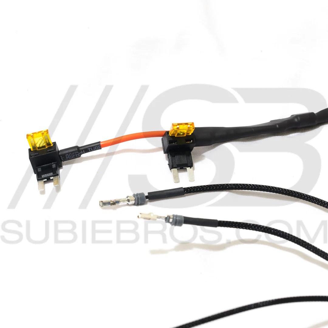 medium resolution of subiebros c light drl harness