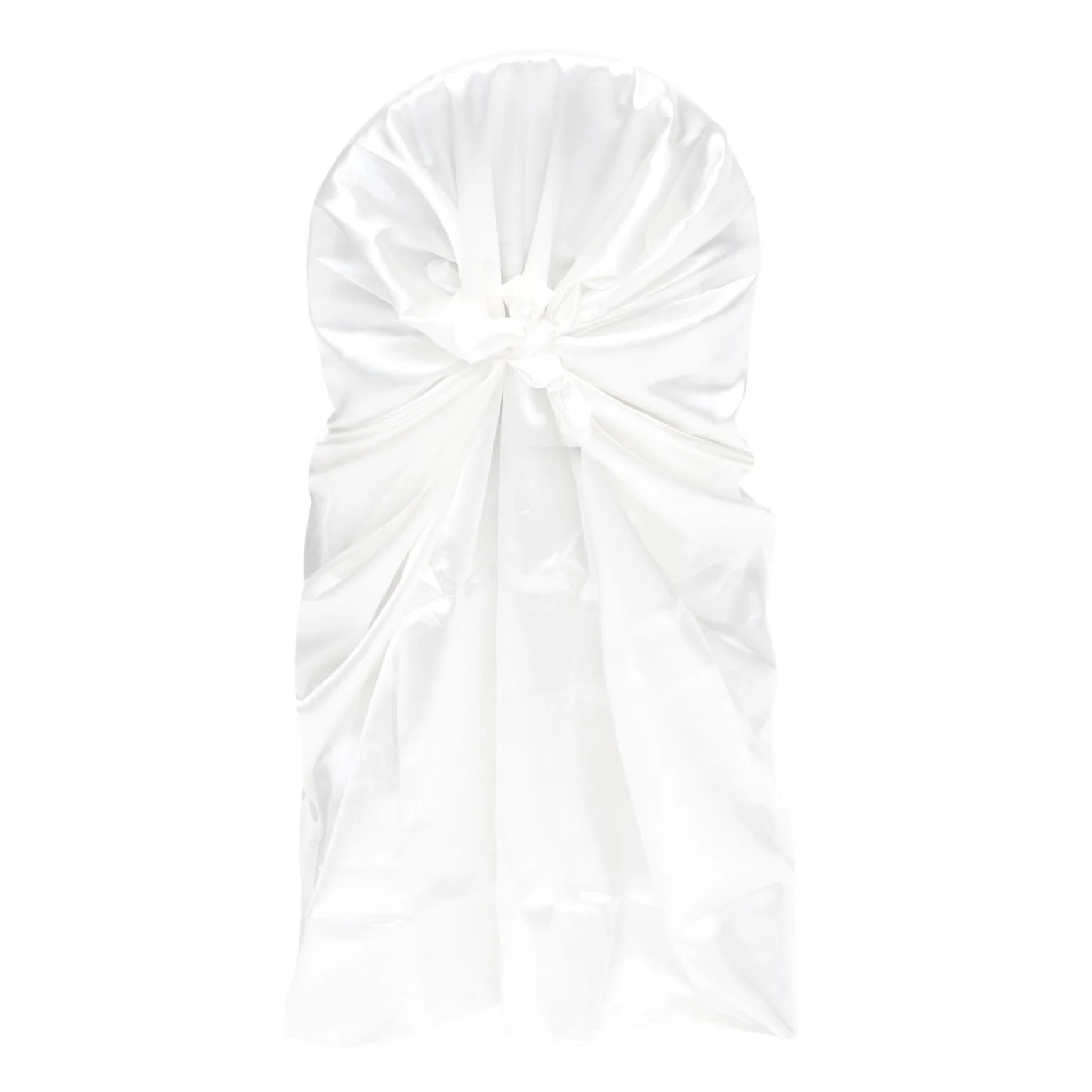white universal chair covers 3 legged camp cover valleytablecloth