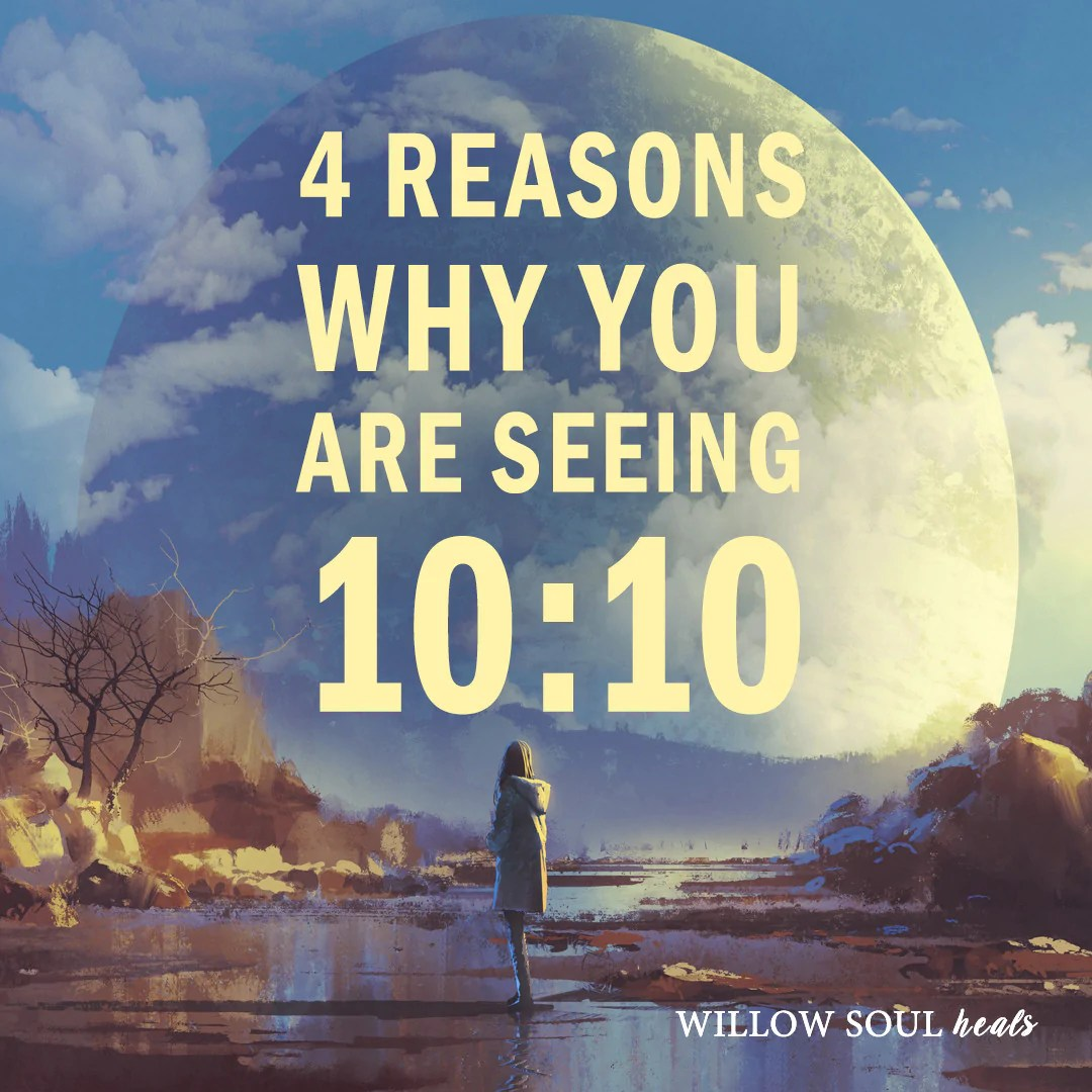 4 Reasons Why You Are Seeing 1010  The Meaning of 1010