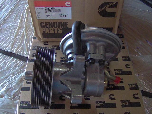 vacuum pump jacobs brake 2003 07