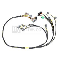 Vtec Wiring Diagram Obd2 2 Single Pole Switches Obd2a Harness Oem Blog Rywire Mil Spec D B Series Tucked Engine With Quick