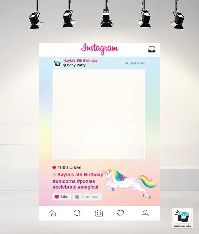 Insta Pic Frame Online   Siteframes.co