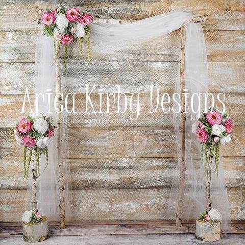 wedding custom photo booth