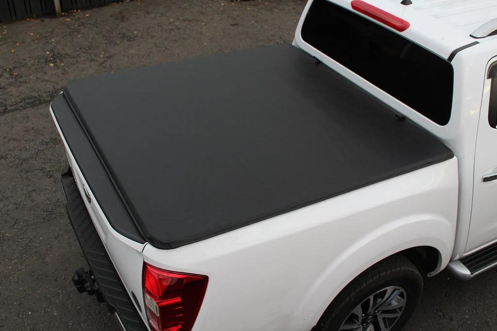 Nissan Navara Np300 Soft Roll Up Tonneau Cover Pick Up