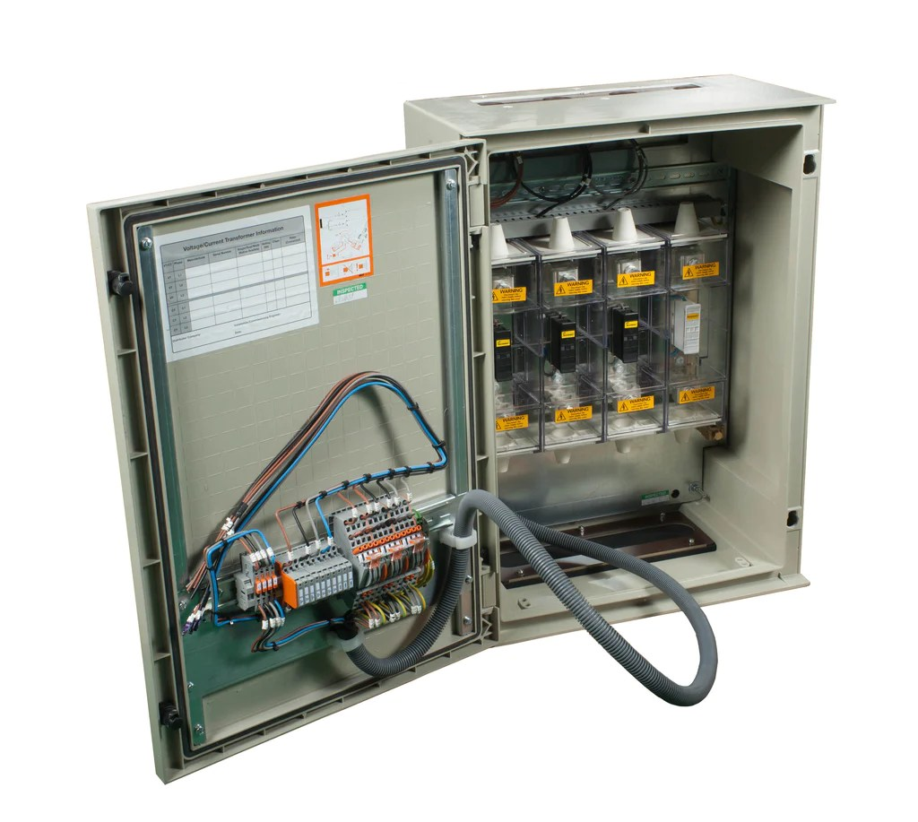 hight resolution of current transformer wiring
