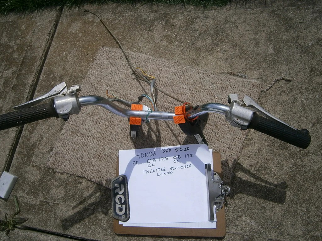 small resolution of honda cl125 wiring