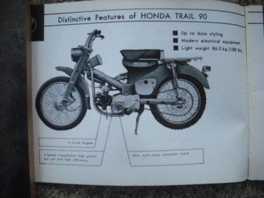 Pin Trail 90 Honda Wiring Digram On Pinterest