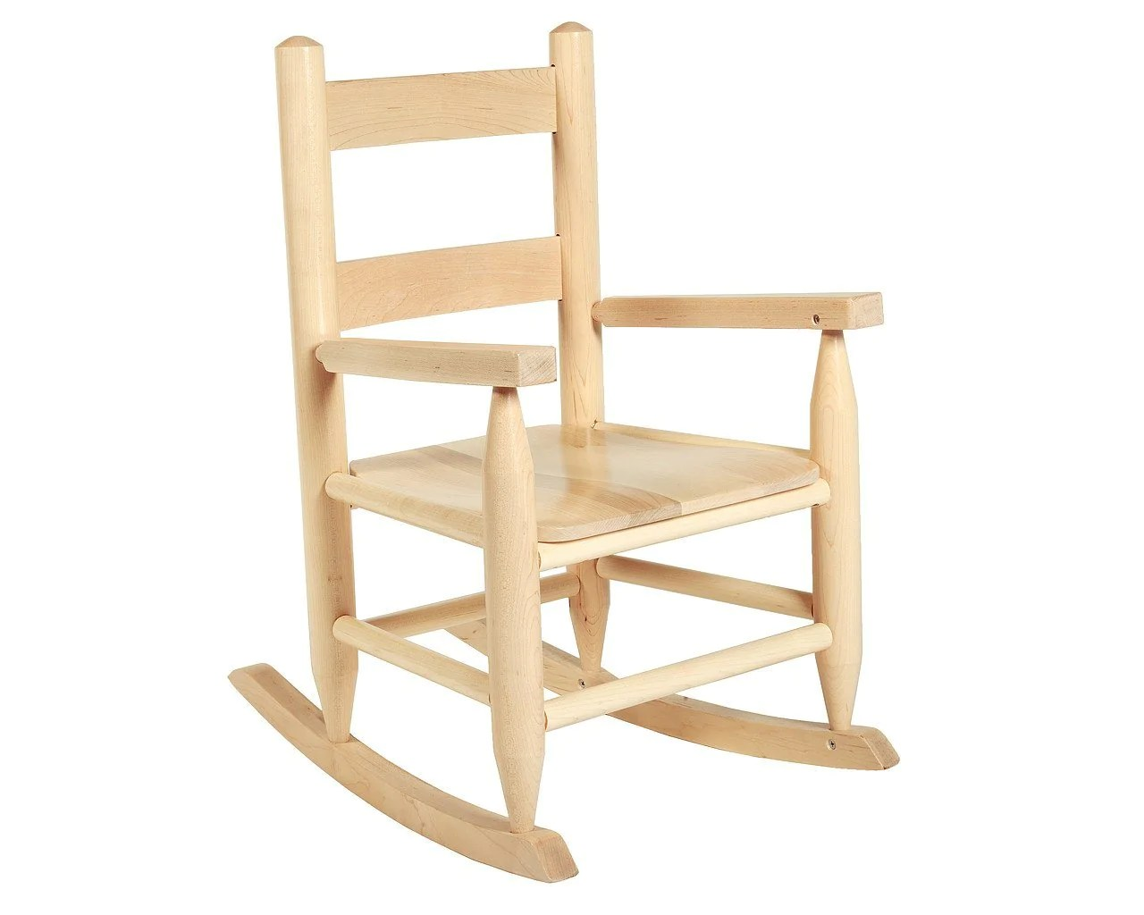 Child Wooden Rocking Chair Child Sized Rocking Chair By Community Playthings