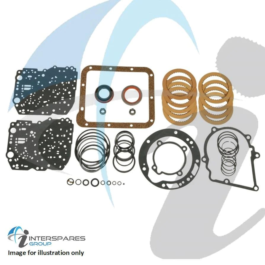 hight resolution of 4l80e rebuild kit excl steels 97