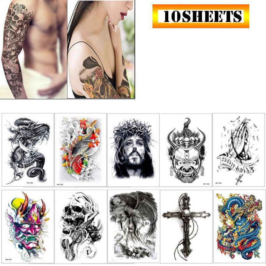 Half Sleeve Tattoo Cost Canada