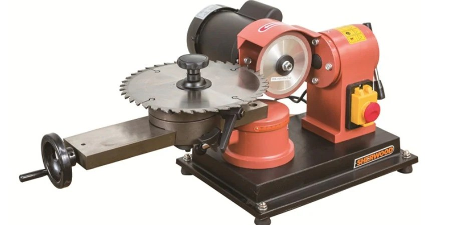 Table Saw Blade Sharpening