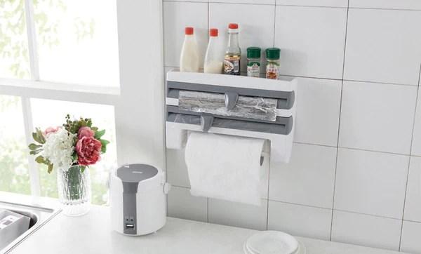 3 in 1 kitchen drop sinks stainless steel storage cut made easy with organizer gizmodern