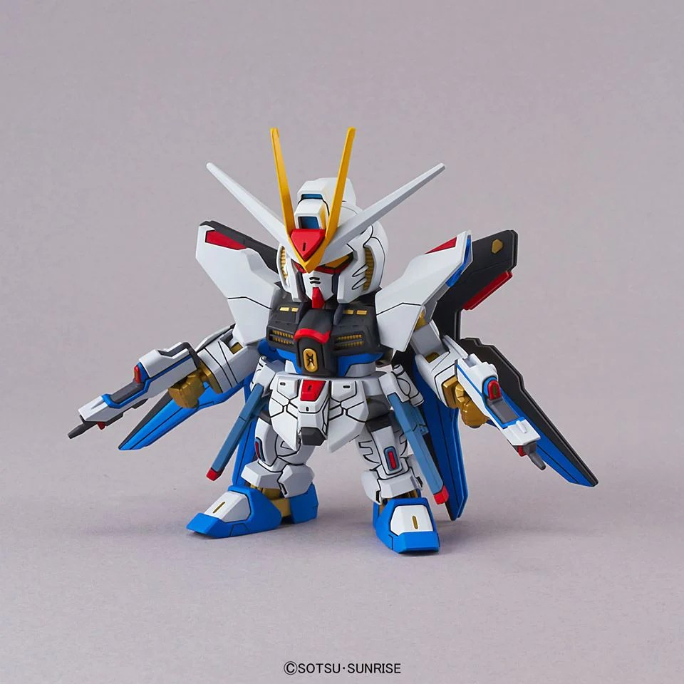 Sd Ex Standard 006 Strike Freedom Gundam R4lus