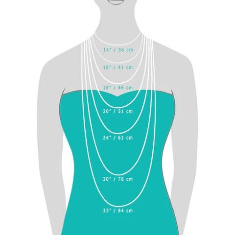 also choosing chain lengths for women rh edejewelry