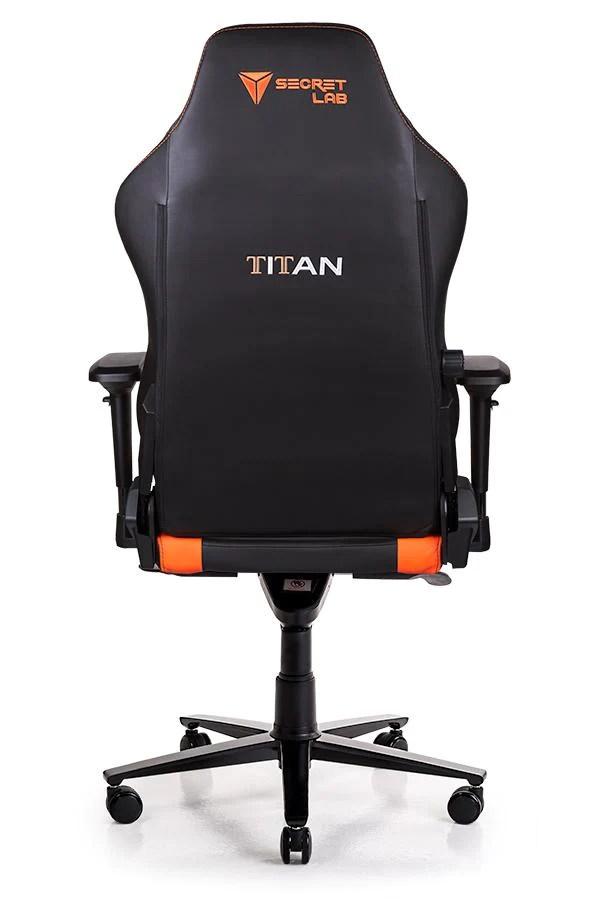 desk chair piston mesh seat and back office titan series secretlab us