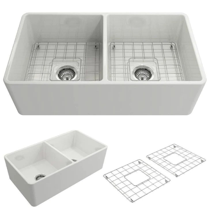 fireclay farmhouse sink review truth