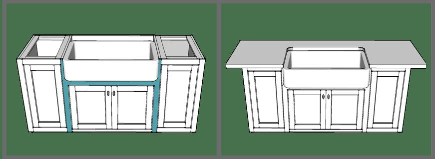 cabinet diagram