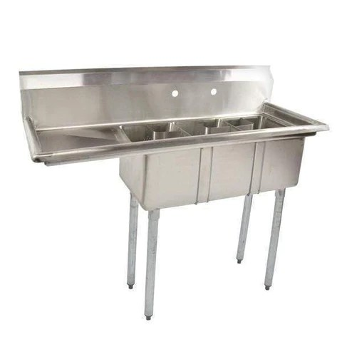 omcan three compartment sink space saver