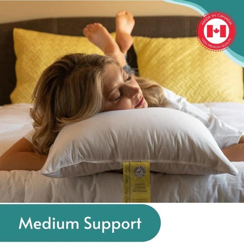 revive tencel pillow down under