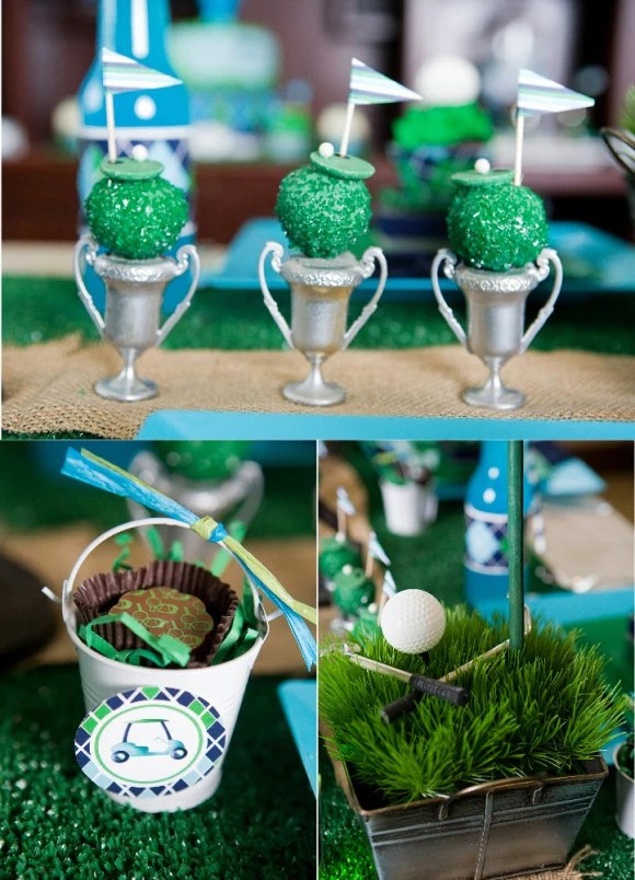 Golf Birthday Party Printables Supplies BirdsParty Com