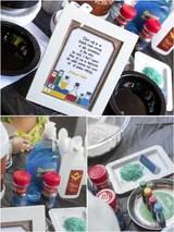 Wizard Boy Birthday Party Printables Supplies Birdsparty