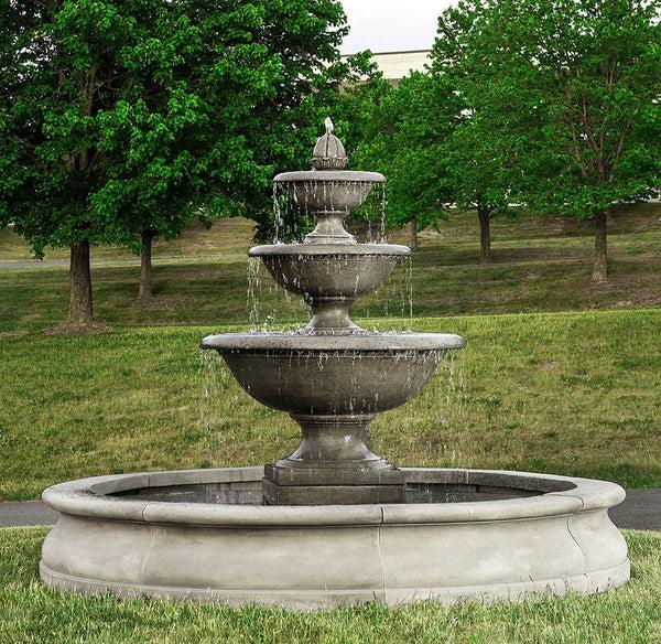 landscaping ideas circular