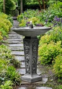 Garden Outdoor Fountains | Shop Outdoor Garden Water Features