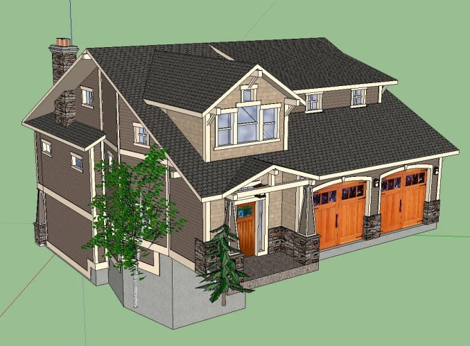 【Download 13 Kings of Villa Sketchup 3D Models】 (Recommanded!!)