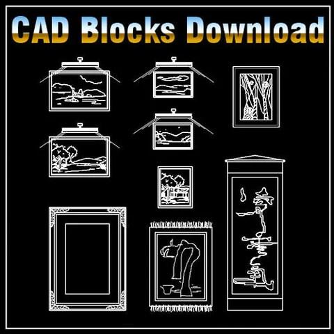 Free Painting blocks