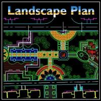 Residential Landscape Design 9  CAD Design | Free CAD ...
