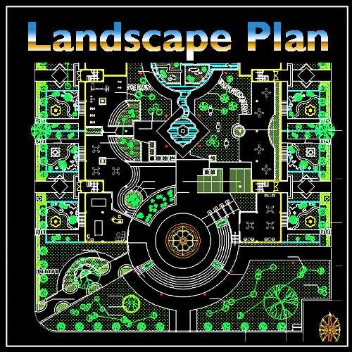 residential landscape design 17