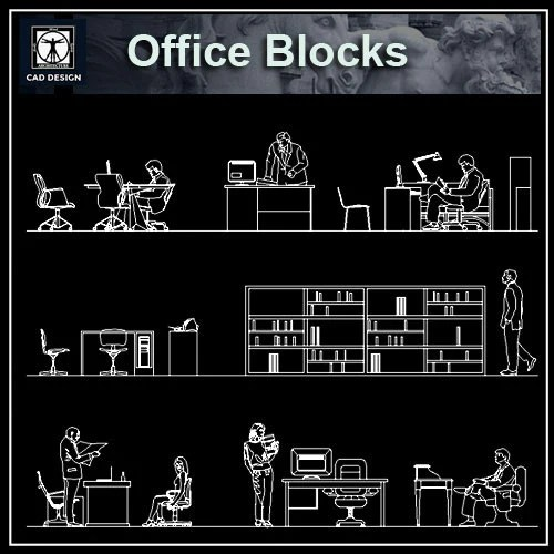 office chair cad block yellow upholstered dining chairs blocks and plans – design | free blocks,drawings,details