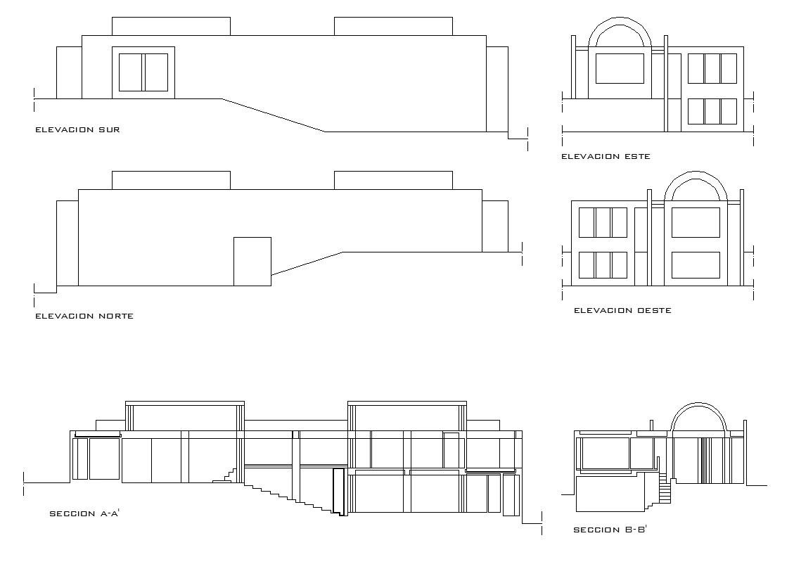 Casa matsumoto planos  Tadao Ando  CAD Design  Free CAD
