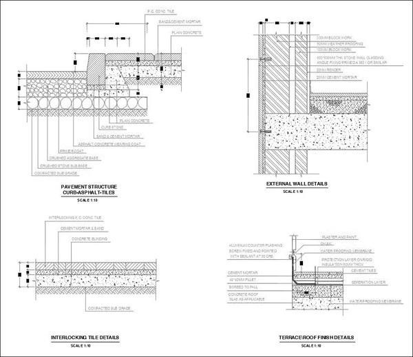 Free CAD DetailsFlooring Details  CAD Design  Free CAD BlocksDrawingsDetails