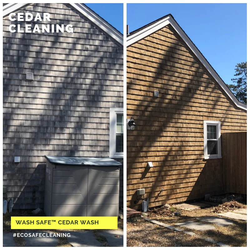Can You Stain Cedar Posts
