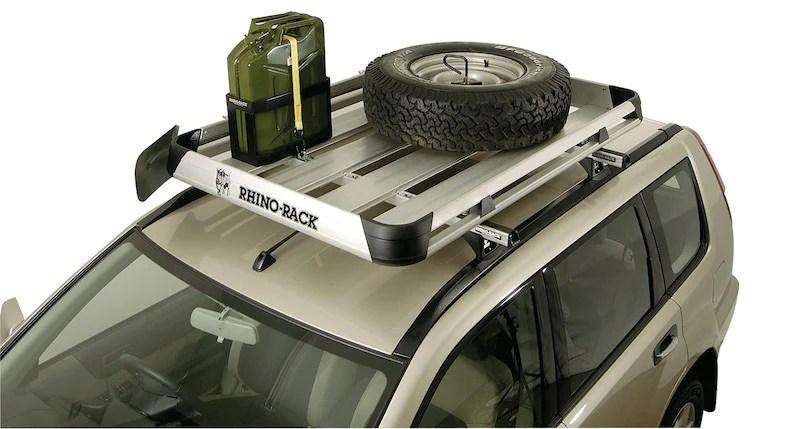 rhino rack pioneer spare wheel holder