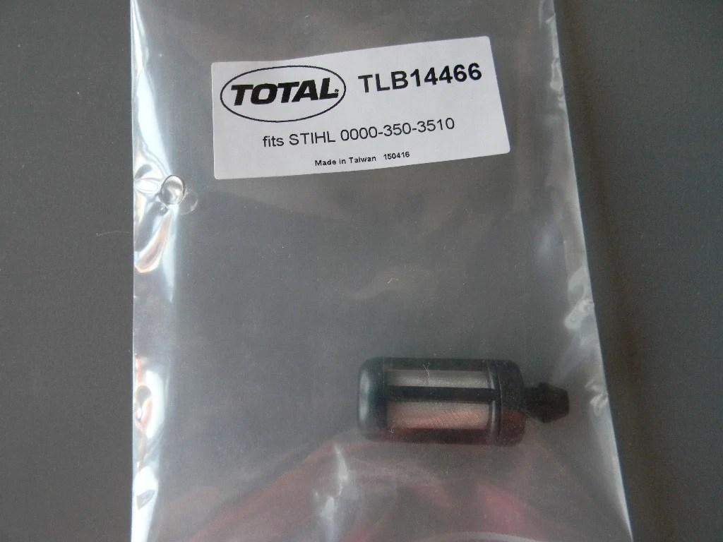 small resolution of tlb14466 fuel filter stihl 070 090 oem 0000 350 3510