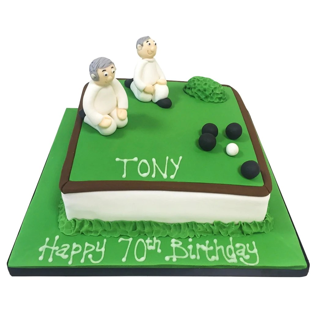 Professional Pictures Bowling Cakes