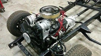 C10 Wiring Harness 1947 1954 Chevy Pickup Full Running Rolling Chassis