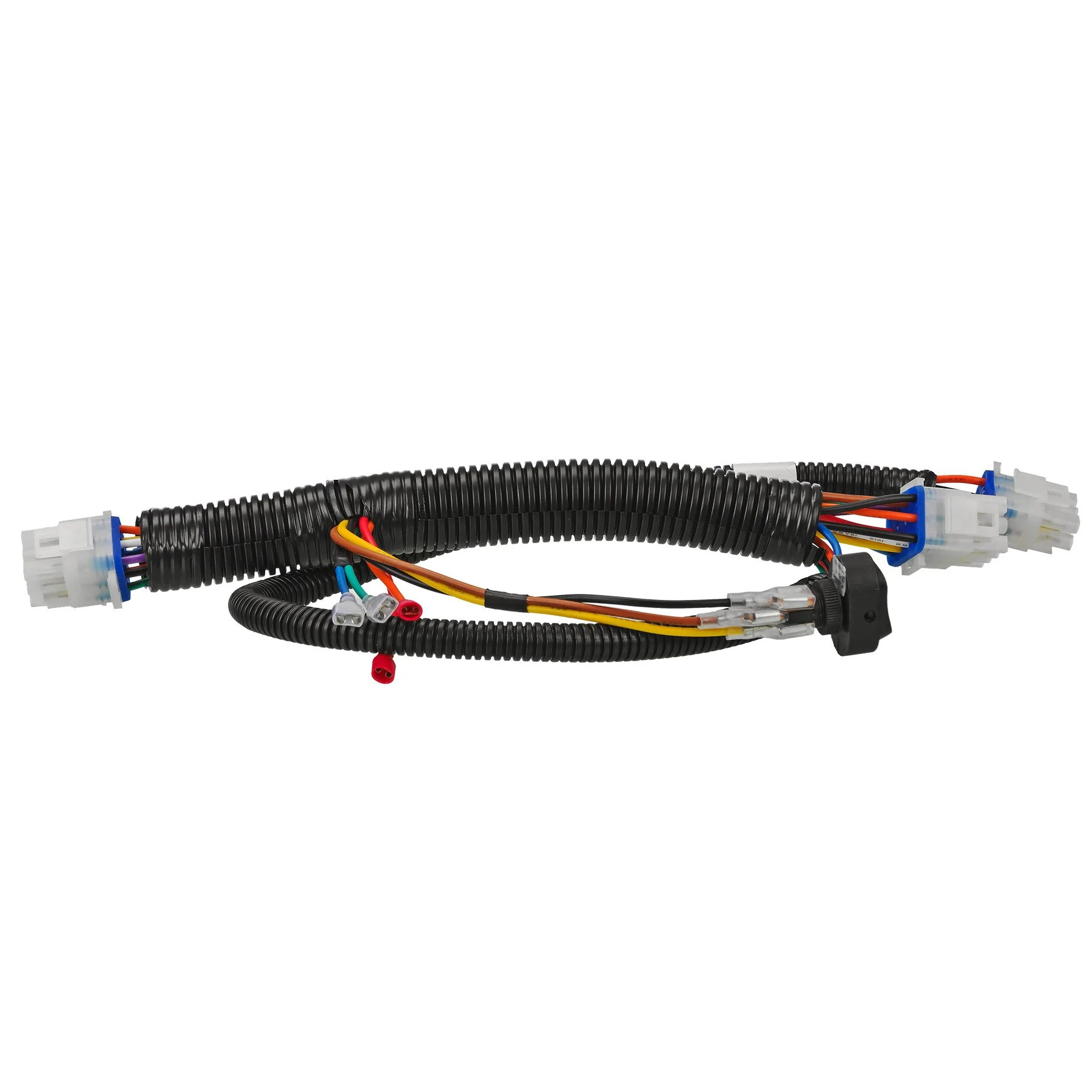 hight resolution of route 66 main wiring harness for club car precedent