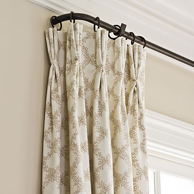 how many rings for curtains do you need