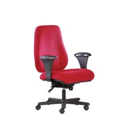 Neutral Posture Chair Ribbed Office Plus Size The Ergonomic Store