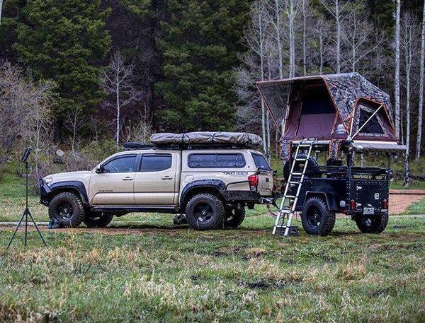 Trailer Tent Platform