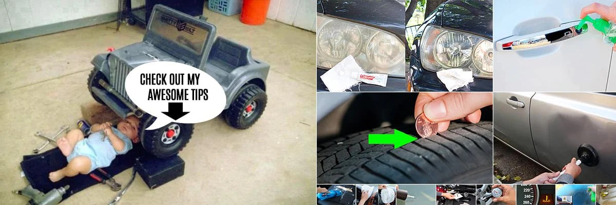 28 Insanely Easy Tips And Tricks That Every Driver Should